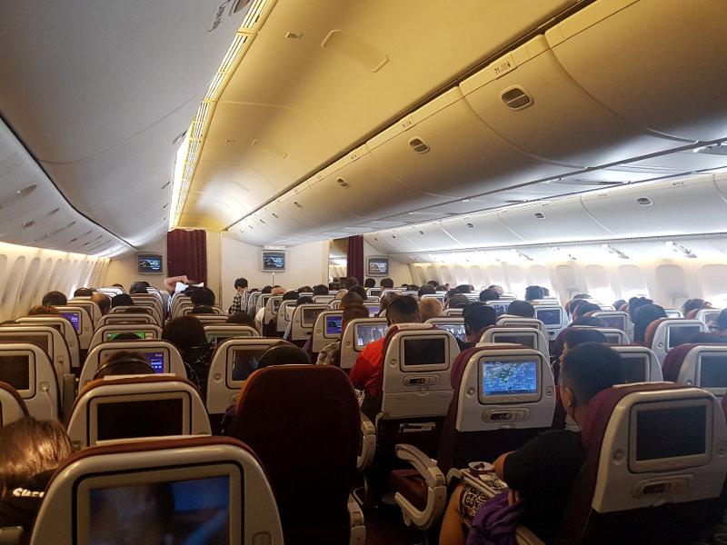 Thai Airways Economy