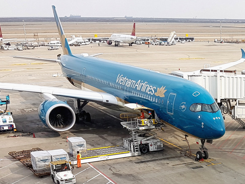 Günstige Vietnam Airlines Flüge buchen