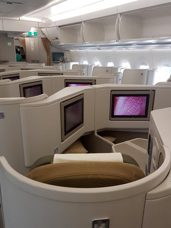 Vietnam Airlines moderne Flotte