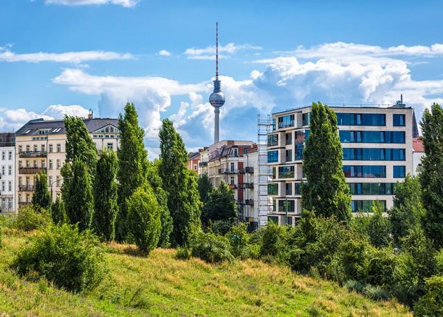 Design-Flair über den Dächern Berlins, the niu Hide, Berlin, Deutschland - save 44%