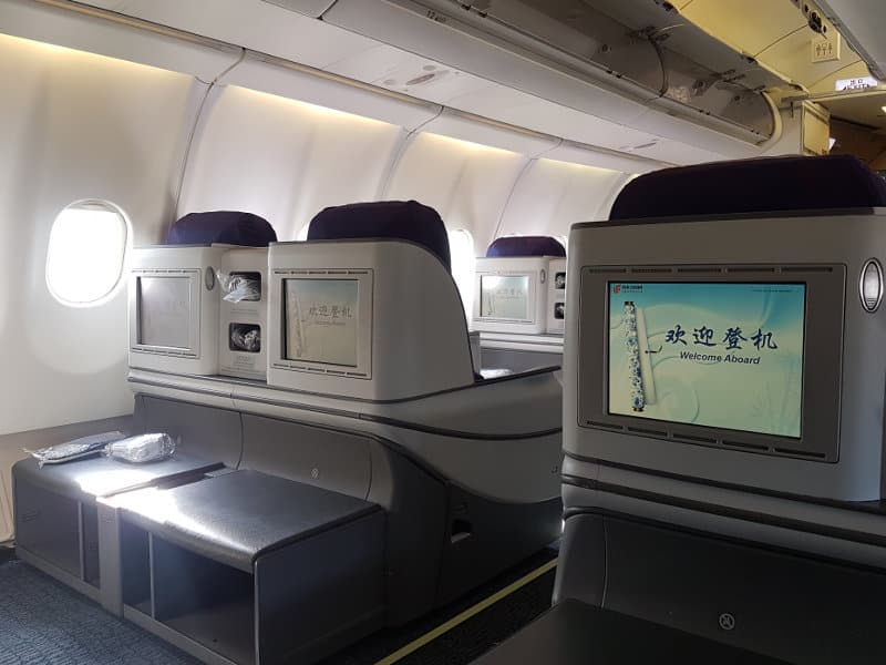 Air China Business Class