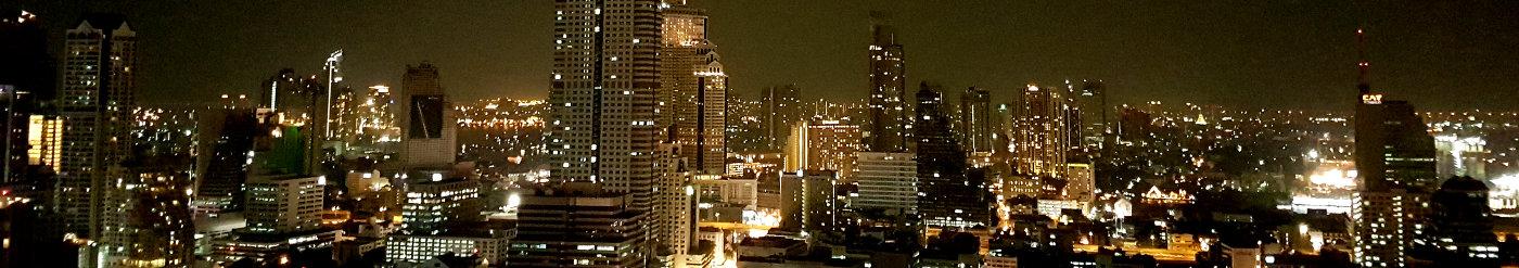 Bangkok Urlaub
