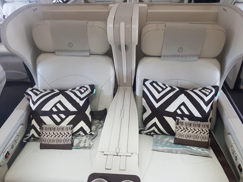 Fiji Business Class Airbus A330