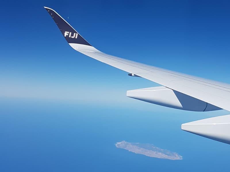 Fidschi Flüge im Fiji Airbus A350