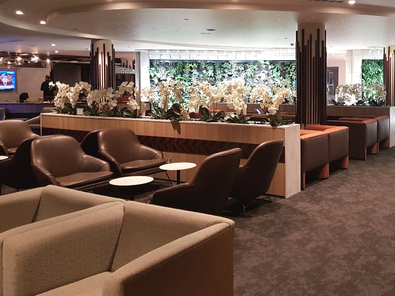 Fiji Premium Lounge in Nadi