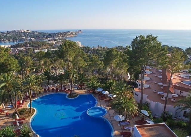 Maritim Hotel Galatzó, Costa de la Calma, Mallorca, Balearen, Spanien