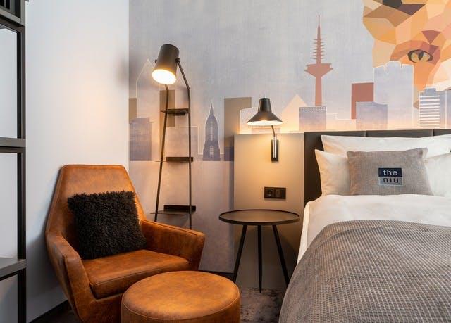 Weltoffene Moderne am Main - Kostenfrei stornierbar, the niu Charly, Frankfurt am Main, Hessen, Deutschland - save 57%