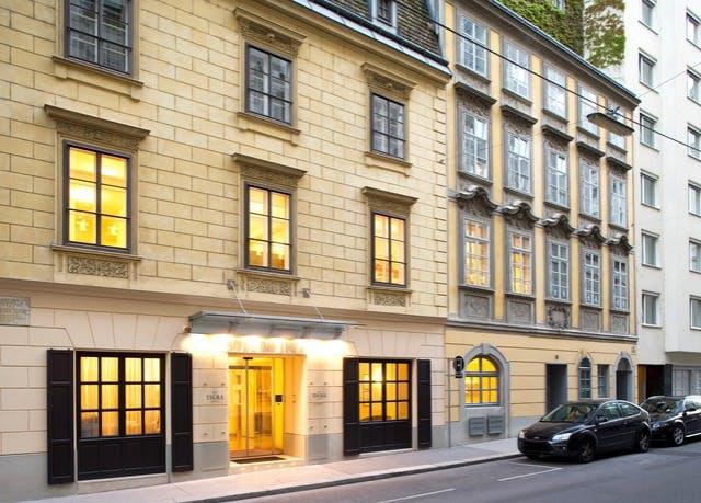 Traditionshaus in Wien - Kostenfrei stornierbar, Hotel Das Tigra, Wien, Österreich - save 49%