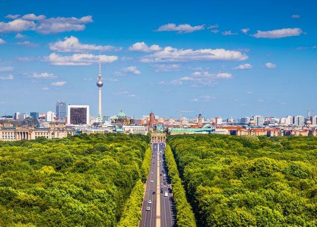 Luxus an Berlins grüner Lebensader - Kostenfrei stornierbar, InterContinental Berlin, Deutschland - save 49%