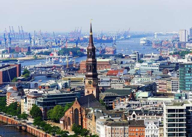 Modernes Cityhotel in Hamburg - Kostenfrei stornierbar, Holiday Inn Hamburg - Berliner Tor, Hamburg, Deutschland - save 43%