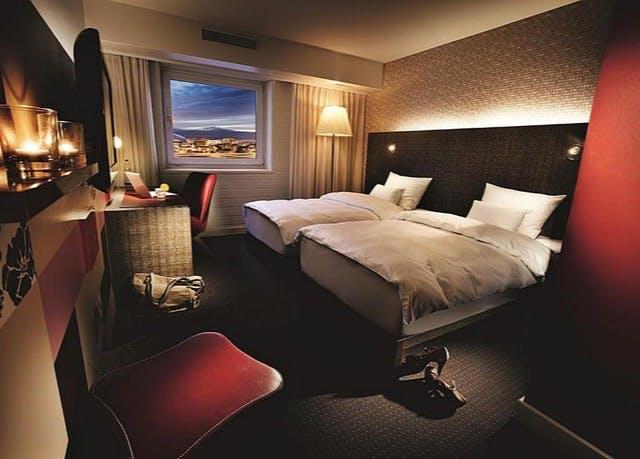 Modernes Design-Hotel in Wien - Kostenfrei stornierbar, pentahotel Vienna Hotel, Wien, Österreich - save 43%