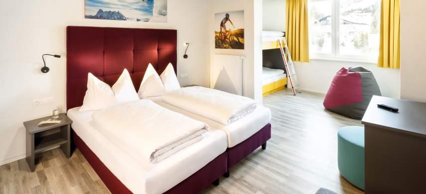 Basekamp Mountain Budget Hotel