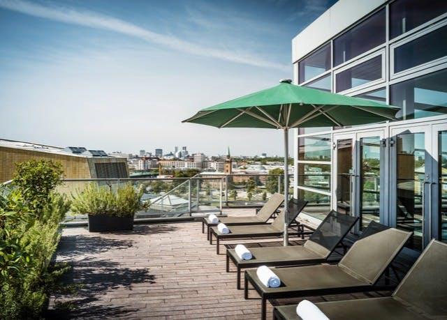 Berliner Luxus im Grand Hyatt - Kostenfrei stornierbar, Grand Hyatt Berlin, Deutschland - save 39%