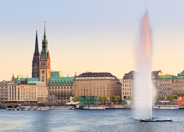Hyatt-Luxus in Hamburg - Kostenfrei stornierbar, Park Hyatt Hamburg, Deutschland - save 35%