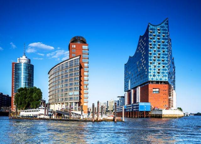 Hamburgs City-Highlights entdecken - Kostenfrei stornierbar, Hampton by Hilton Hamburg City Centre, Hamburg, Deutschland - save 53%