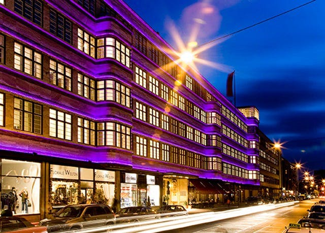 Elegantes Hotel am Kurfürstendamm - Kostenfrei stornierbar, Ellington Hotel Berlin, Berlin, Deutschland - save 51%