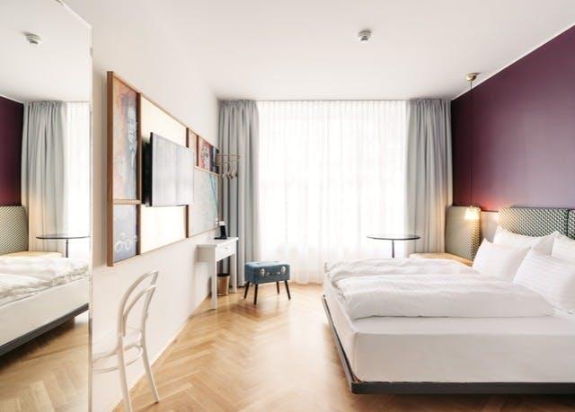 Boutique-Zauber an Wiens Shoppingmeile - Kostenfrei stornierbar, Hotel Schani Salon, Wien, Österreich - save 48%