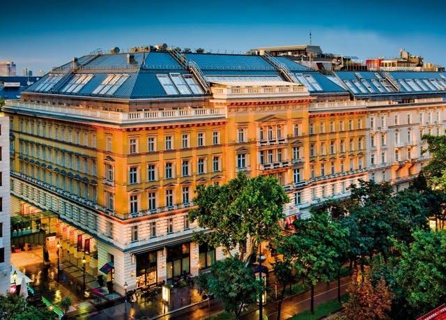 5*-Grandezza im Grand Hotel Wien - Kostenfrei stornierbar, Grand Hotel Wien, Österreich - save 42%