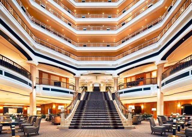Grand-Hotel in Berlin Mitte - Kostenfrei stornierbar, The Westin Grand Berlin, Deutschland - save 33%