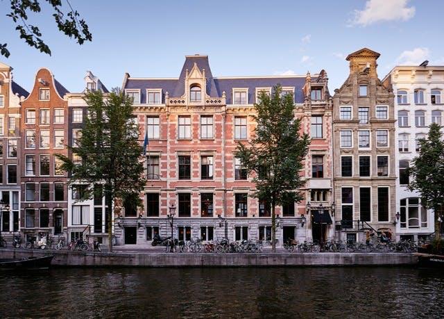 Urban-Design in Amsterdams Altstadt - Kostenfrei stornierbar, The Hoxton, Amsterdam, Niederlande - save 46%