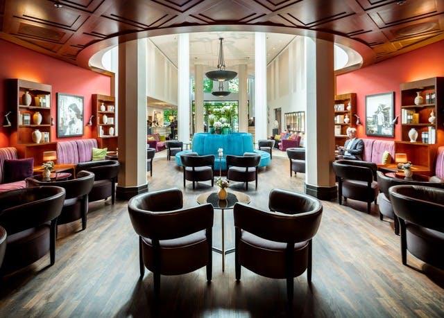 Unverkennbarer Stil in München - Kostenfrei stornierbar, Rocco Forte The Charles Hotel München, Bayern, Deutschland - save 32%