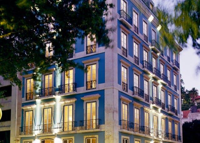 Historie & Moderne in Lissabon - Kostenfrei stornierbar, Heritage Avenida Liberdade Hotel, Lissabon, Portugal - save 66%
