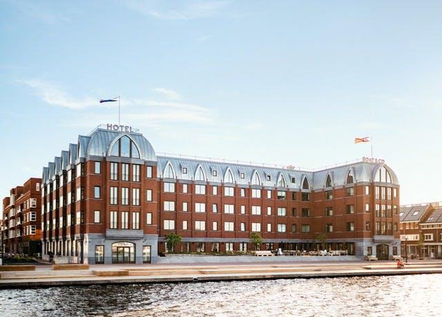Schickes Aparthotel am Amsterdamer Houthaven - Kostenfrei stornierbar, Boat & Co Amsterdam, Niederlande - save 61%