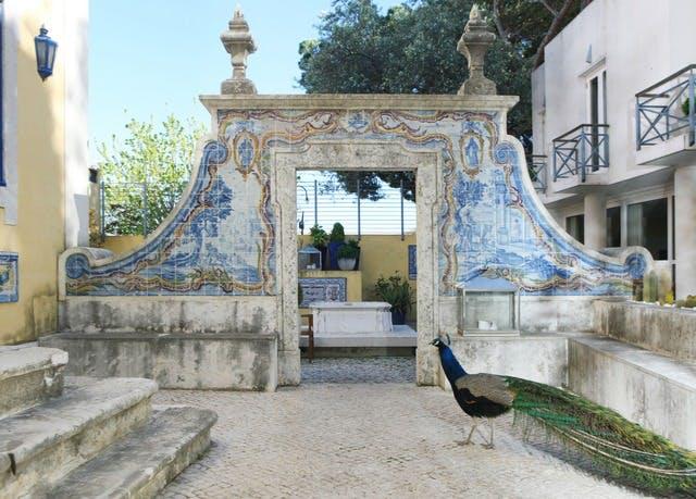 Schloss-Impressionen in Lissabon - Kostenfrei stornierbar, Solar do Castelo, Lissabon, Portugal - save 65%