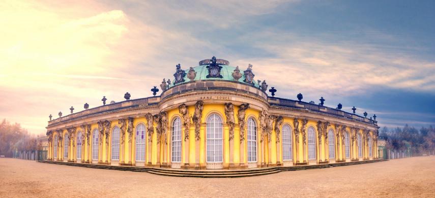 Hotel Dorint Sanssouci