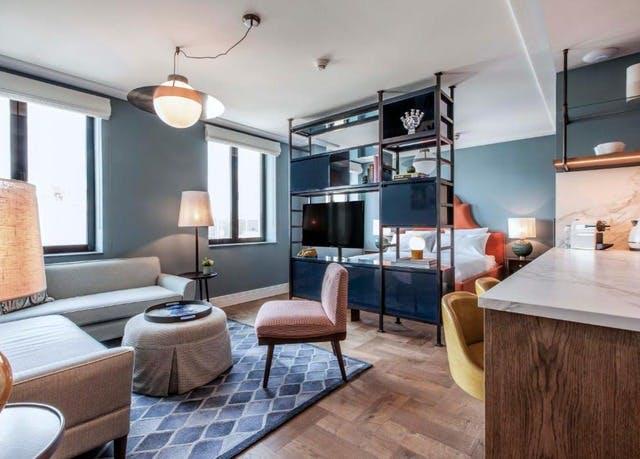 Design-Apartments im Süden Amsterdams - Kostenfrei stornierbar, Hotel Twenty Eight, Amsterdam, Niederlande - save 43%