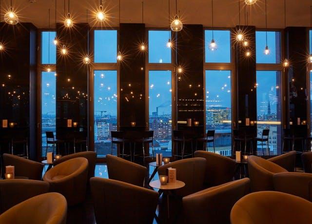 Bestlage mitten in Hamburg - Kostenfrei stornierbar, HYPERION Hotel Hamburg, Deutschland - save 42%
