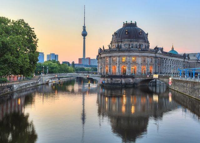 Exklusiver Citytrip nach Berlin - Kostenfrei stornierbar, ARCOTEL John F, Berlin, Deutschland - save 41%