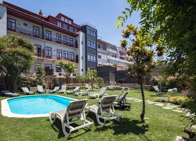 Glamouröse Apartments & Studios in Porto - Kostenfrei stornierbar, Aparthotel Oporto Alves da Veiga, Porto, Portugal - save 42%
