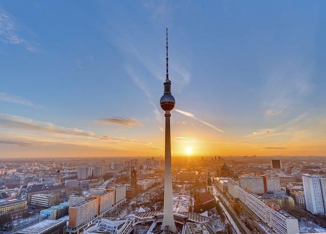 Hauptstadt-Urlaub mit Flair - Kostenfrei stornierbar, Hotel OTTO Berlin, Deutschland - save 38%