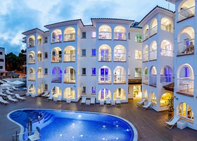 R2 Bahia Cala Ratjada Design Hotel, Cala Ratjada, Mallorca, Balearen, Spanien