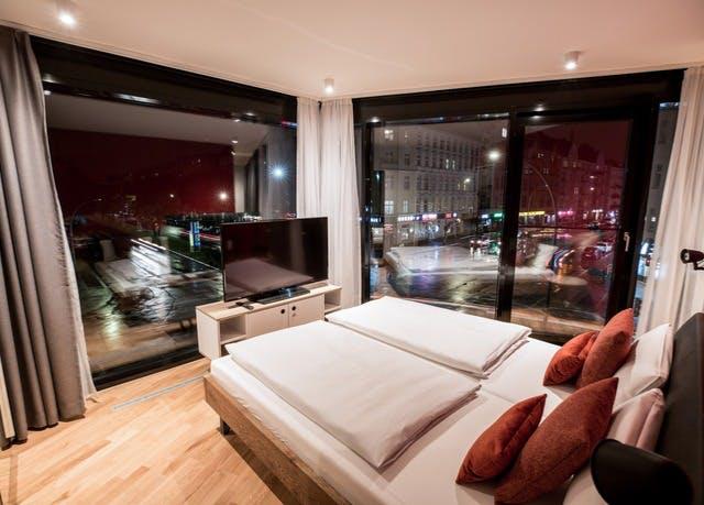 Neue Designer-Apartments im Berliner Trendviertel - Kostenfrei stornierbar , Aeronaut Berlin, Deutschland - save 42%