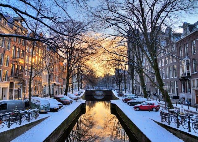 The ED Amsterdam, Niederlande