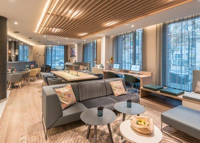 Modernes Cityhotel in Hamburg - Kostenfrei stornierbar, Holiday Inn Hamburg - Berliner Tor, Hamburg, Deutschland - save 43%
