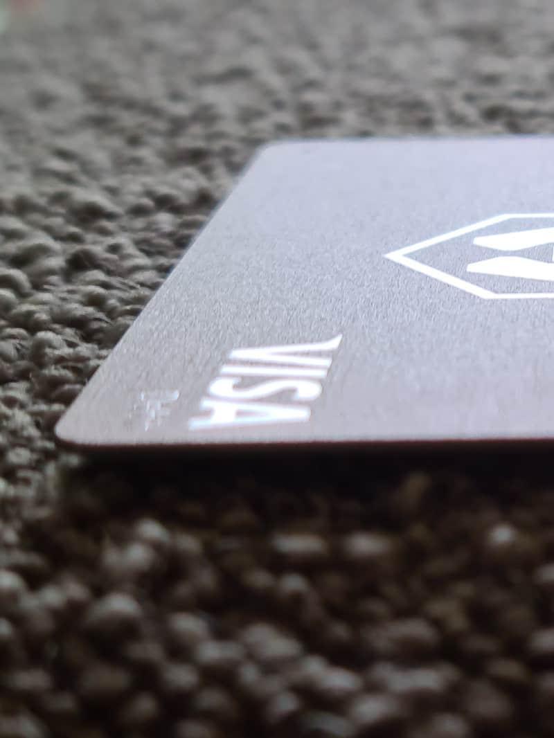 crypto.com Visa Karte