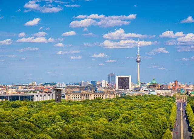 Berlin zwischen Siegessäule & Ku'Damm - Kostenfrei stornierbar, Pestana Berlin Tiergarten, Berlin, Deutschland - save 39%