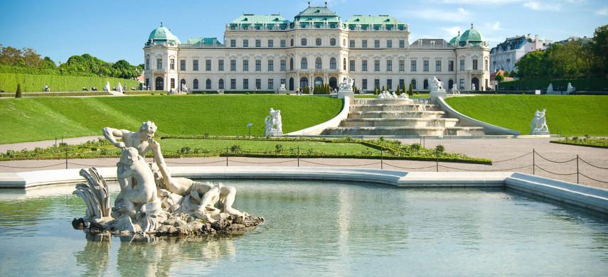 Hotel Rioca Vienna Posto 1