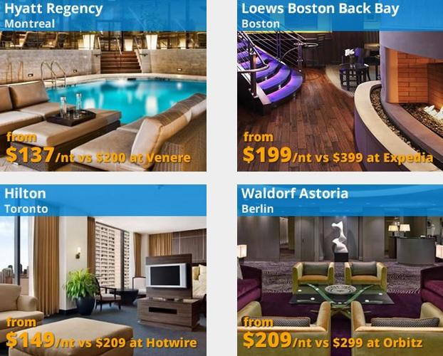 Gutschein Codes für Hotel Buchungen bei Travelpony für Berlin